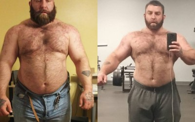 Is a Fat Powerlifter Too Old and Out of Shape for MMA? Part 2